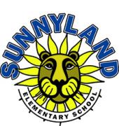 Sunnyland Elementary School Logo